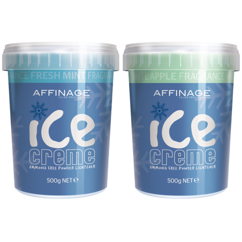 Affinage Ice Creme ammoniakfreies Blondierpulver